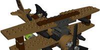 The Scarecrow's Biplane