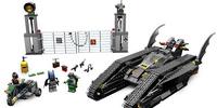 7787 The Bat-Tank: The Riddler & Bane's Hideout