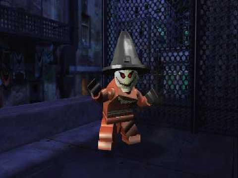 Lego batman scarecrow game still