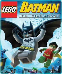 Lego Batman The Video Game cover