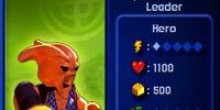 Space Criminal Leader