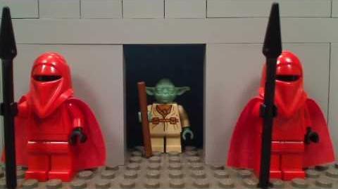 Lego Star Wars - Getting Old