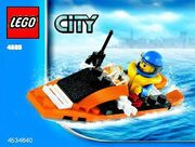 4898 Coast Guard Boat