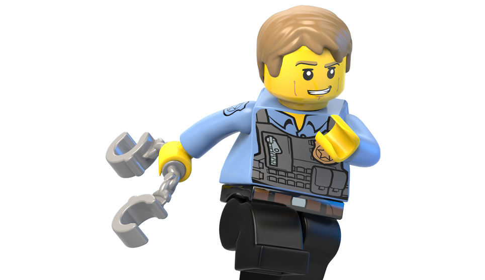 image chase mccain running png lego city undercover wiki fandom powered by wikia Harry Potter LEGO Coloring Pages  Chase Mccain Coloring Pages