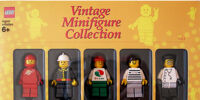 Lego Vintage Minifigure Collection: Vol.1