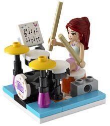 LEGO Friends Mia's Bedroom 3939 3