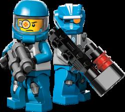 Squad Blue