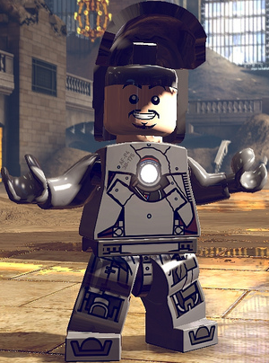 Iron man mark 1 lego games wiki fandom powered by wikia - Iron man 1 images ...