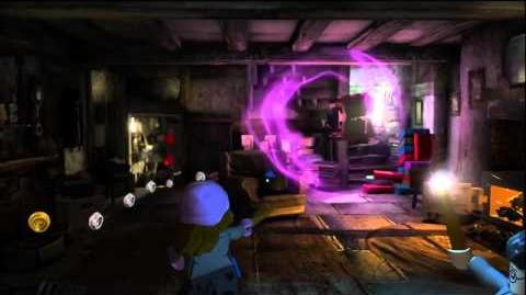 LEGO Harry Potter Years 5-7 GamesCom 'Godrics Hollow' Trailer
