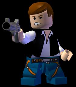 Han Solo.Logan the Solgan