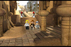 Lego Indiana Jones 8