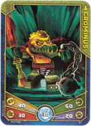 Crominus Character card