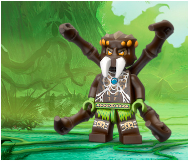 Spider tribe lego legends of chima wiki fandom powered - Personnage lego chima ...