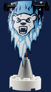 Ice Bear Flag