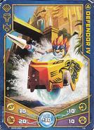 Defendor IV Speedor card