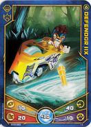 Defendor IIX Speedor card