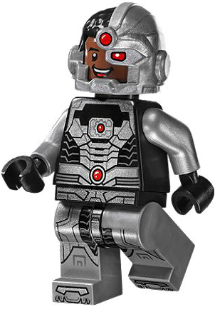 Cyborg | Lego Marvel and DC Superheroes Wiki | FANDOM ...