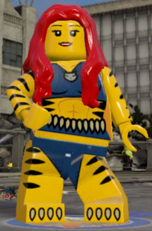 Tigra Lego Marvel And Dc Superheroes Wiki Fandom