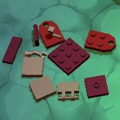 Healers Buildie Parts
