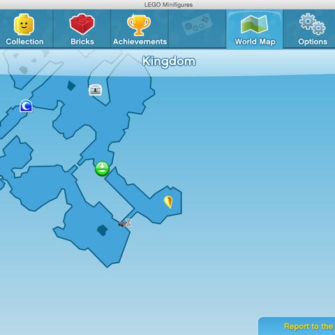 Location of Cursebreaker Achievement