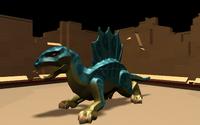 DEV zoo dino spinosaur