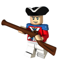 Lego-KingGeorgesSolider