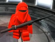 Animated Guard