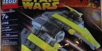 6966 Mini Jedi Starfighter