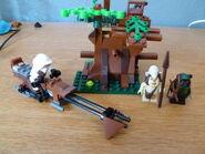 Ewok attack set