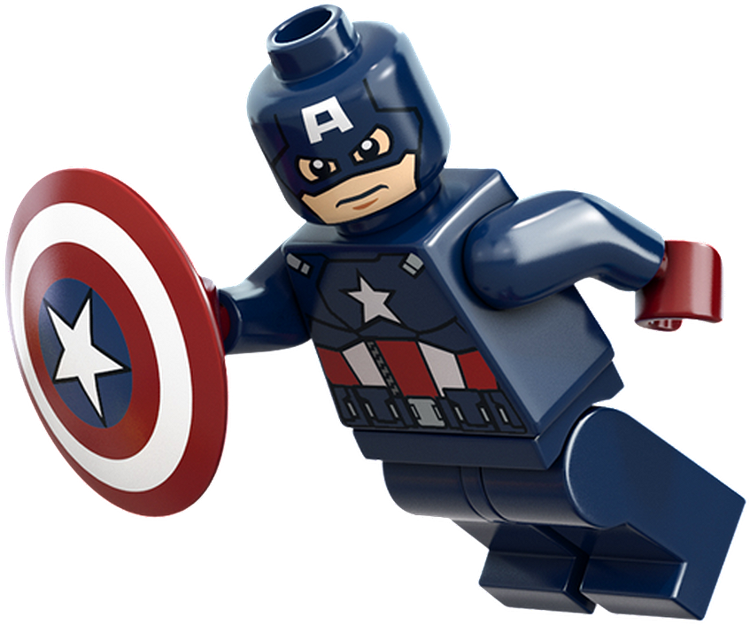 Captain america lego super heroes wiki fandom powered by wikia - Lego capitaine america ...