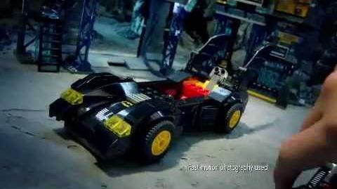 Lego dc ad