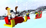 Frostburgh sleigh