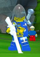 Alpha sentinel faction gaurd