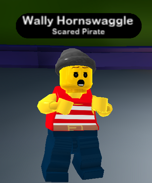 Wally Hornswaggle