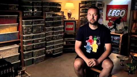 Lego Universe featurette Steve Barker Lego Universe partner (2010)