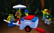 Burno's Hot Dog Cart