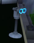 Binoculars Unused