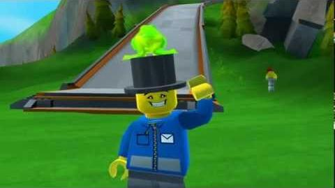 LEGO Universe - Ribbit's Top Hat