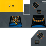 Torsos Fackit Samurai2 I5
