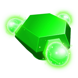 Mission green crystal