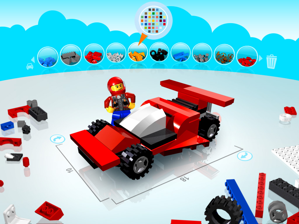 Race Car Lego Universe Wiki Fandom Powered By Wikia