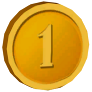Pre-Alpha Gold Coin ''1''