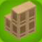 Space Fort Crate Stack Model