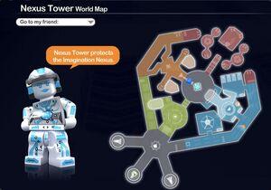 Nexus Tower brick