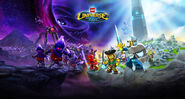 LEGO Universe F2P Key Visual