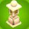 Foertress Lantern Model