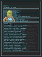 Astronaut ID 03 translated