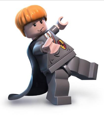 LEGO Ron Weasly