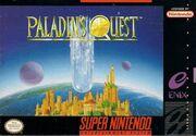 Paladin's Quest Box Art