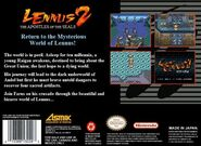 Lennus 2 Box Art Under